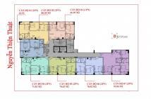 Bán căn hộ Tecco Central Home Bình Thạnh chỉ 1,9 tỷ/căn 64m2 LH 0909 712 447