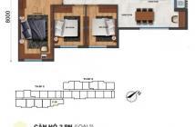 Bán căn hộ chung cư Jamila Khang Điển, 3 phòng ngủ, giá 2.45 tỷ