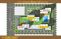 Bán lại CH Xi Grand Court từ 1 – 3PN tầng thấp giá đợt 1 rẻ hơn TT ít nhất 200tr. 0932699603