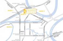 Masteri quận 4 chính thức mở bán, 46 tr/m2, full nội thất, nhận ngay CK 4%. LH: 0965 2326 72