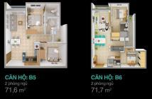 Chính chủ bán căn B5- Tầng cao Melody Âu Cơ- 1,74 tỷ(bao sang tên)- 0907851655
