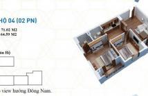 Bán căn hộ Tecco Central Home ngay chợ Bà Chiểu, chỉ 2 tỷ/căn LH 0909 712 447