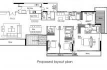 Căn hộ Penthouses Estella Heights Quận 2 dt 255m2 giá 15 tỷ. LH 0902.584.339