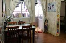 Cần bán gấp căn hộ chung cư Lê Thành, dt 66m2, 2PN, 900 triệu