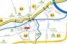 Căn hộ Topaz Elite cách Q.1 chỉ 3km đối diện Aeon Mall Q.8, giá chỉ từ 22tr/m2