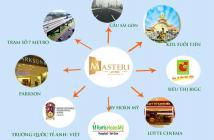 Mở bán giá gốc CH Masteri An Phú từ CĐT 400m tới ga Metro số 7 mặt tiền Xa Lô Hà Nội. 0902854548