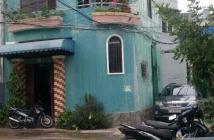 Nhà 2 tầng góc HXH Nơ Trang Long, P.7, 5.5x6.8, giá 3.2 tỷ