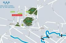 Dự án căn hộ Golden Mansion gần sân bay Tân Sơn Nhất
