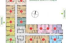 Nhanh tay click để sở hữu ngay căn hộ lý tưởng 3 view sông Q.7. Giá gốc CĐT, CK 2-3%