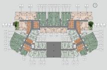 Kẹt tiền bán gấp 2PN 80m2 Everich Infinity, Q5, view trung tâm TP, có nt, giá 3,6 tỷ LH 0977469103