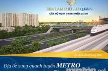 24/6 mở bán 2 tầng đẹp Block B Him Lam Phú An Q. 9,LH 0911891012