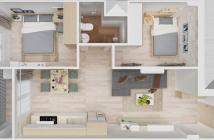 Căn hộ giá rẻ ngay trung tâm Q6, chỉ 1,2 ty/ căn 2PN, giao nhà hoàn thiện