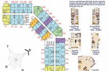 Căn hộ Vĩnh Lộc D'Gold, Bình Chánh 35m2 - 58m2. Giá 13,2tr/m2