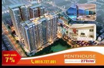 Căn hộ penthouse ngay chân cầu Tân Thuận 2, giá gốc CĐT chỉ 28tr/m2, cam kết giá tốt nhất khu vực, góp 2%/tháng ko LS. Gọi ngay: 0...