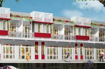 Bán nhà xây mới 1 trệt 1 lầu 3 mặt tiền đường tại phường phú hoà, trung tâm TP Thủ Dầu Một.
