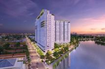 Căn hộ Marina Tower 1PN, 54m2, khu dân cư bệnh viện Hạnh Phúc, góp lãi suất 0%