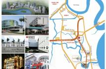 Căn hộ giá rẻ quận 7 mở bán lock đẹp nhất dự án,3 mặt giáp sông.LH Em:0964.88.95.66