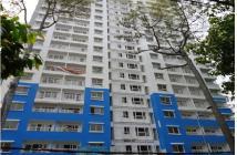 Bán căn hộ chung cư 155 Nguyễn Chí Thanh Q5 S 60m2, 2PN 1.95 tỷ. Nhà trống, lầu cao thoáng mát
