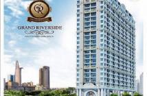 Mua căn hộ Grand Riverside Q.4 Nhận ngay xe vespa + 15 cây vàng + Cam kết thuê 180tr