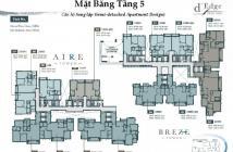 Capitaland mở bán căn hộ D' Edge Thảo Điền với giá và chính sách ưu đãi ngày mở bán 61 triệu/ m2.
