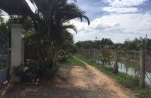 Cần bán 4000m2 đất vườn và thổ cư ở Củ Chi giá 5.1 tỷ