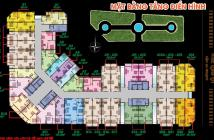 Bán giá tốt căn hộ chung cư 8X Đầm Sen, diện tích 47m2, tk 1pn, 1wc, Pk, bếp, căn hộ đẹp đã décor