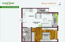 Căn hộ giá tốt Center Park Tân Bình, 4 mặt tiền, Căn hộ 2-3PN, DT 68-72-90-95(m2), giá từ 1.8-2.6 tỷ/căn. 0907549176 hải