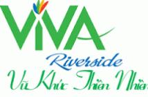 Viva Riverside giá tốt nhất từ CĐT. LH nhận bảng giá 0934 116 301