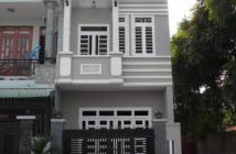 Cần bán căn nhà 1 trệt 1 lầu xây mới, đường thông thoáng xe hơi vào. LH: 0937 755 908 chị Liên