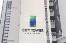 City tower Bình Dương 2PN-2Tl-50-60-70m2 Ở ngay 20 căn đẹp nhất Chỉ cần 246 triệu