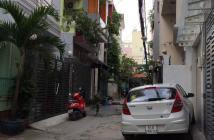 Bán nhà hẻm 3m Thích Quảng Đức, P.05, Q. Phú Nhuận, 71m2, nhà 3 tầng, giá 4.7 tỷ