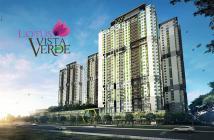 Bán căn hộ Vista Verde, căn 2PN, DT 75m2, giá 2.97 tỷ. VIew tiện ích. LH 0931356879