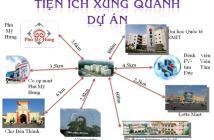 Mỗi tháng góp 8tr .Căn 2pn DT 56m2 ngay khu dân cư Him Lam.
