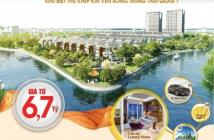 Biệt thự CC Golden silk quận 7, kề PMH, tặng sổ TK 600tr, giá từ 8 tỷ/căn