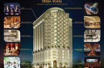 Bán Căn hộ Terra Royal  khách sạn 5* tại trung tâm quận 3, chỉ với 3,9 tỷ/58m2/2PN nhận ngay Chiết khấu 3%