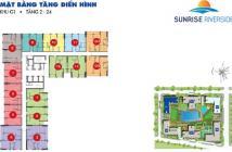 Cần bán gấp căn hộ Sunrise Riverside, 69.5m2, view sông và quận 1, bán giá gốc. LH 0934 161 692