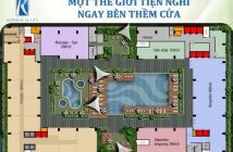 Bán CH cao cấp Republic Plaza giá 2 tỷ 260, full nội thất 5*,cam kết cho thuê 1 năm 1500$/tháng