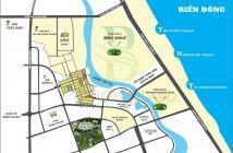 Bán 2 lô đất sở hữu mặt sông FPT 680 triệu,đường 27m