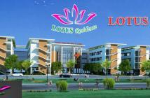 Bán gấp lô đất 5x19.9 dự án lotus residence quận 7 đường đào trí giá 28tr/m2