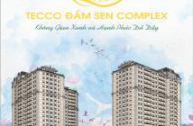 Căn hộ tuyệt đẹp view Đầm Sen - Chỉ 140 triệu nhận nhà