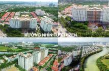Bán căn hộ Citizen Trung Sơn, đang bàn giao, view sông Ông Lớn, CĐT Hưng Thịnh, 0933 97 3003