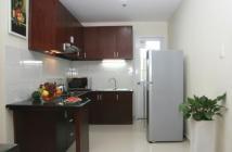 Bán căn hộ hoàn thiện Phú Thạnh, quận Tân Phú, dt 80m2, giá 1,65 tỷ