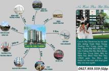 CHCC chỉ 19tr/m2 ngay TT quận Tân Phú, tiện ích đầy đủ, sở hữu vĩnh viễn
