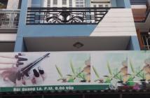 Bán nhà mặt tiền đường Bùi Quang Là, P.12, Q.Gò Vấp, DT: 4mx15m