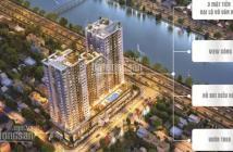 Căn hộ mặt tiền đại lộ Võ Văn Kiệt, 1,7 tỷ/căn 2PN, có ban công lớn, NH hỗ vay 70%