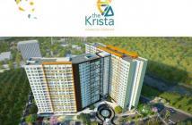 Giá gốc CĐT Capitaland căn hộ Krista, CK 2%, miễn phí 1 năm phí quản lý. LH 0931356879.