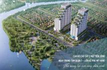 Căn hộ sân vườn view sông Sài Gòn giá tốt nhất Quận 7