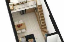 Căn hộ mini thiết kế theo phong cách Sigapore, có gác lửng trong căn hộ. Chỉ 500tr/căn 30m2