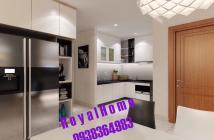 Căn hộ 2 phòng ngủ, nội thất cao cấp cho thuê, diện tích 80 m2, tầng cao , full nội thất