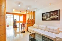 Chính chủ bán penthouse 154m2 giá 2.7 tỷ (thương lượng), full nội thất gỗ, đẹp như căn mẫu, sổ hồng